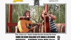 NZ Guitar Lesson - Bridget Saunders