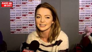 Hannah Spearritt Interview - Primeval & The Goob