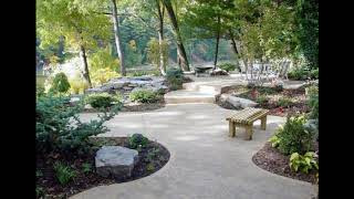 Unique Walkway Ideas,Concrete Walkway Ideas,Outdoor Path Designs,Easy and Cheap Walkway Ideas #5