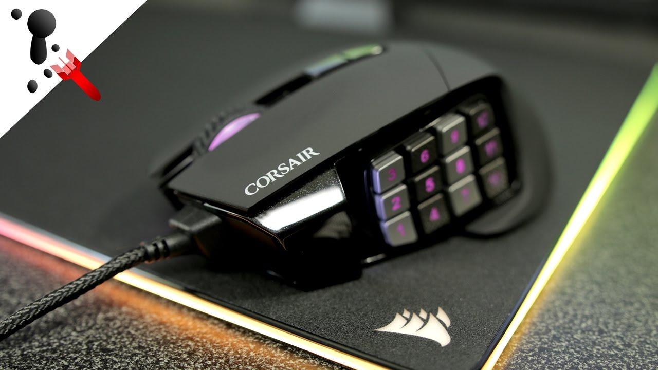Corsair Gaming Scimitar RGB Mouse Treiber Windows XP