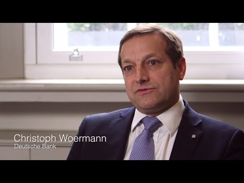 Christoph Woermann, Deutsche Bank, on the value of Sibos to financial services