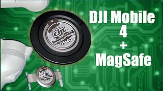 MagSafe Your DJI OM 4 for iPhone 12/13
