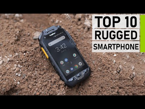Top 10 Best Rugged Smartphones For Outdoors | Most Durable Phones 2020