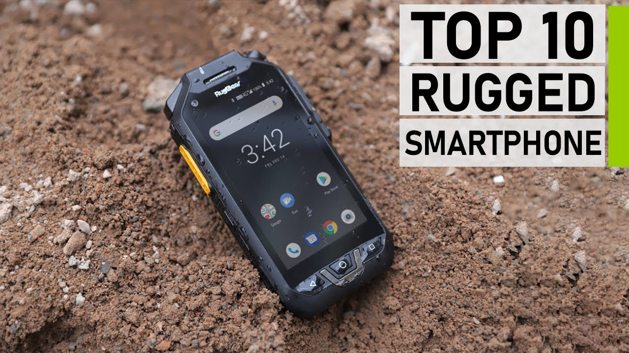 Best Rugged Smartphones For Outdoors
