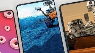 100+ Samsung Galaxy S10, S10+ & S10e Wallpapers To Hide The Camera Cutout!