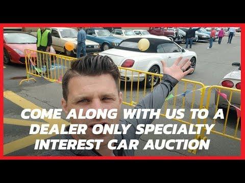Super Car Highline Dealer Car Auction