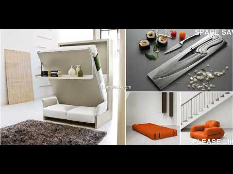 Best 60 + Space Saving Ideas For The Home Creative Ideas 2018 - Home Decorating Ideas