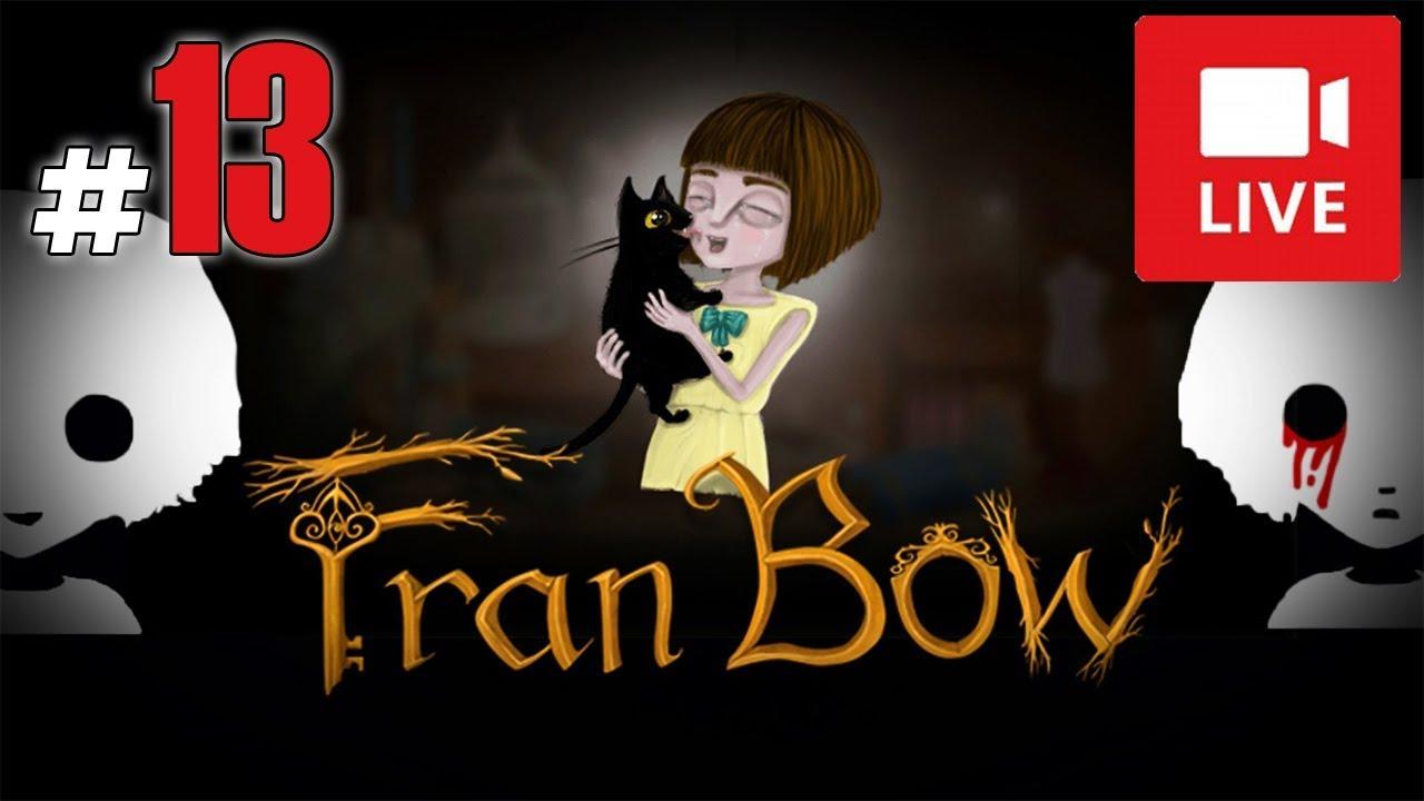 """[Archiwum] Live – Fran Bow! (8) – [1/3] – """"Rozwiedziona skała"""""""