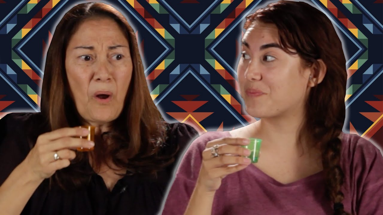 The Mother-Daughter Tequila Taste Test - Youtube-2144