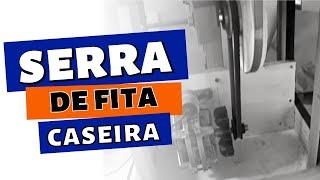 Serra de fita caseira - Luciano Mendes