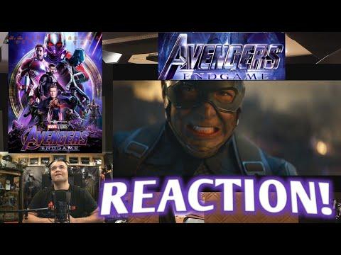 Avengers : Endgame Trailer #2