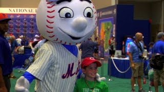 MLB, Mets hosting 2013 All-Star Game at Citi Field