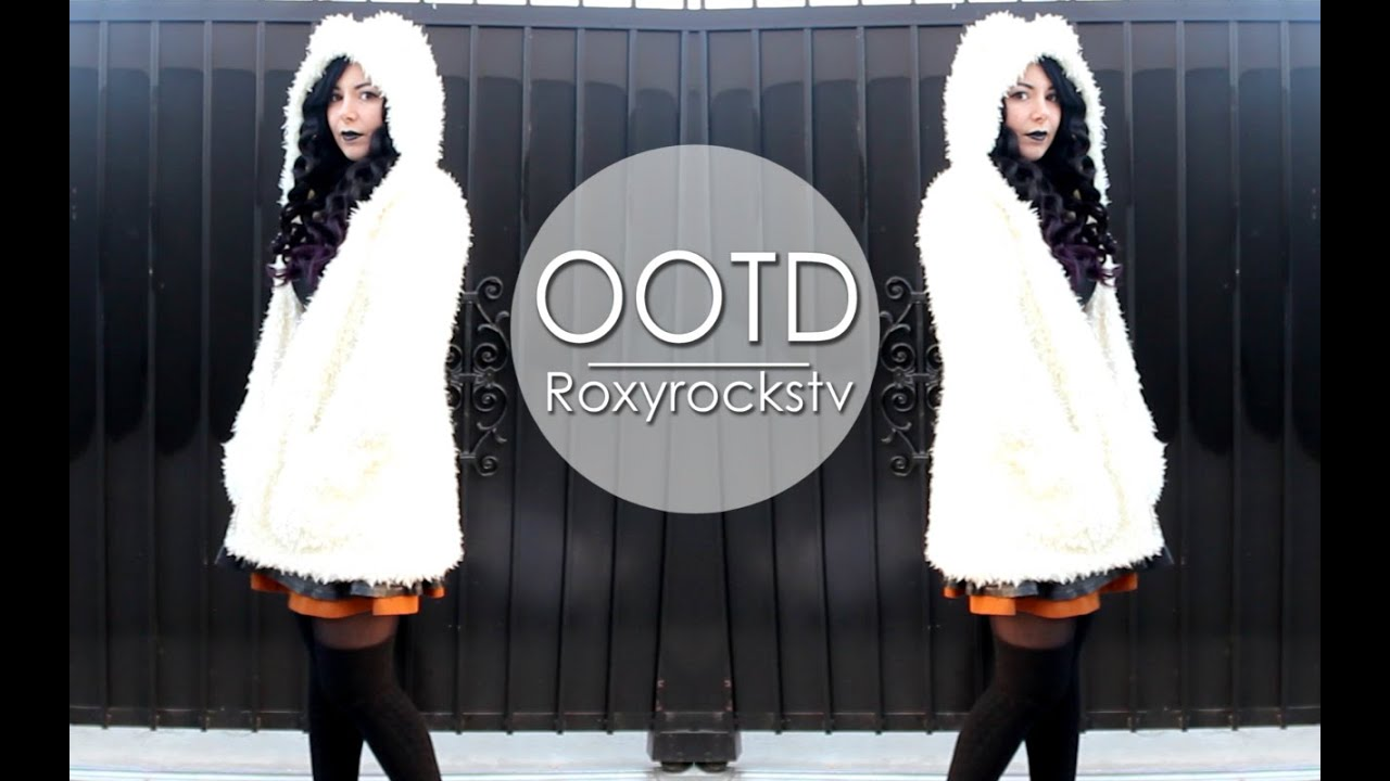 HOW TO STYLE FUR COATS ❤ OOTD