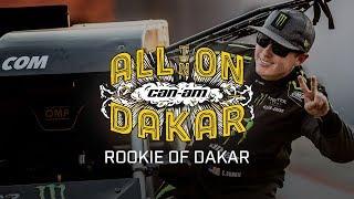 ALL IN ON DAKAR - Season 2 - EP.1 - ROOKIE OF DAKAR