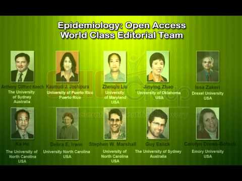 Epidemiology: Open Access Journal | OMICS Publishing Group