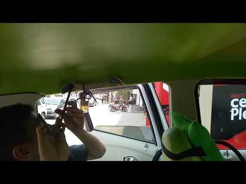 Menurunkan plafon Datsun Go untuk pasang peredam panas VTech
