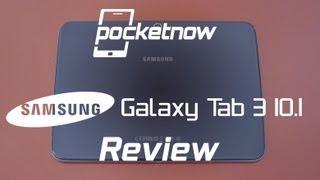 Samsung Galaxy Tab 3 10.1 review | Pocketnow