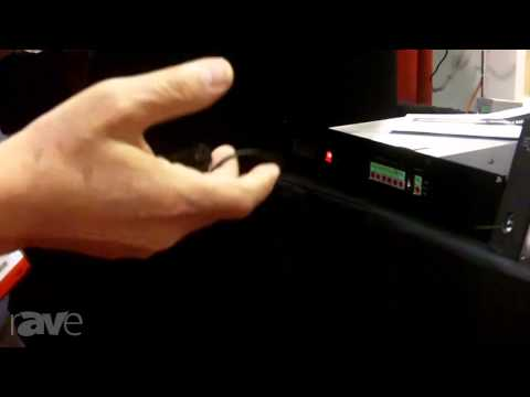 InfoComm 2013: Servoreeler Systems Talks About the SRP-12