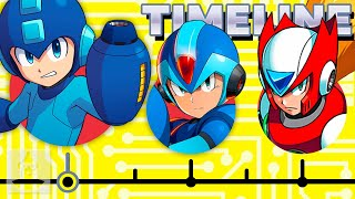 The Complete Mega Man Timeline | The Leaderboard