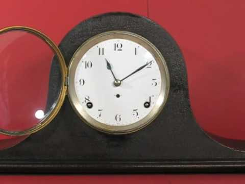 Synchronizing a Seth Thomas Mantel Clock