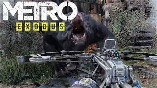 Metro Exodus New Gameplay/Walkthrough