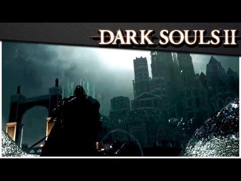 Dark Souls 2 | Замок Дранглик