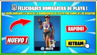 *NOW* HOW TO GET THE NEW SKIN *BEACH BOMBER* FREE IN FORTNITE - 14 DAYS OF SUMMER
