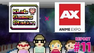 KLabGamesStation AX Report #11 Farewell!