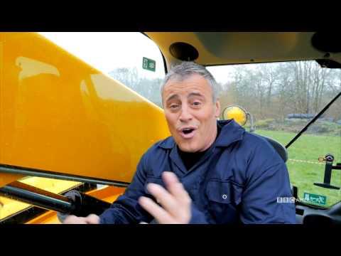 TOP GEAR Episode 3 SNEAK PEEK | Matt LeBlanc DESTROYS a Car