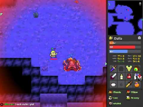 ROTMG: dalla's Quest to 8/8 -- Ep 2: Trenches and Abysses