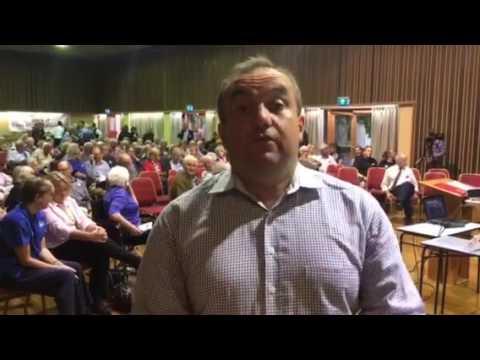 Jai Rowell MP - Wollondilly - Bowral Hospital Forum