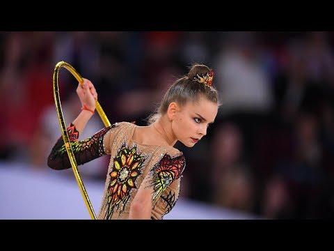 Dina Averina  - Hoop 21.70 AA Nationals 2020
