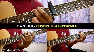 Download Video Eagles - Hotel California (Instrumental/Full Acoustic/Guitar Cover) MP3 3GP MP4