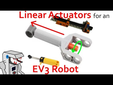 Linear Actuators - What are They and How Can they Help You?