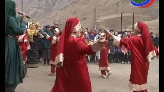 В Агульском районе прошел традиционный праздник весны
