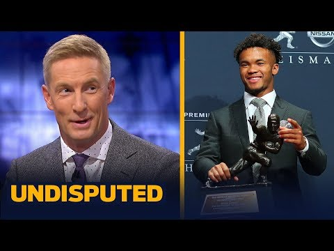 Joel Klatt makes a case for Kyler Murray to take his talents to the NFL | CFB | UNDISPUTED