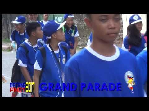 Grand Opening of Batang Pinoy 2017 Luzon Leg1