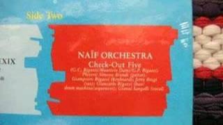 Check Out 5 - Naif Orchestra 1983 italo disco