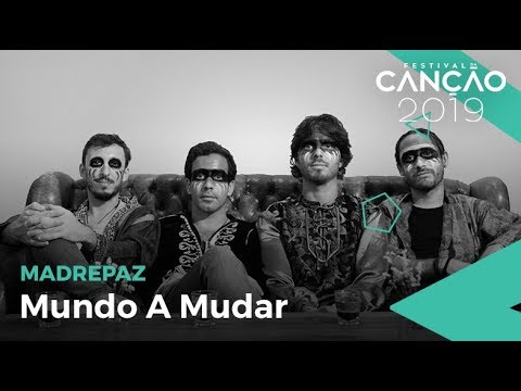 Madrepaz - Mundo A Mudar (Lyric Video) | Festival da Canção 2019
