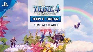 Trine 4 - Toby's Dream Trailer | PS4