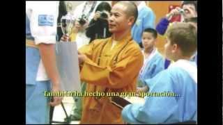 Presentación Gran Maestro Shaolin Shi De Yang