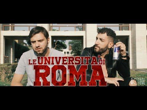 LE UNIVERSITA' DI ROMA