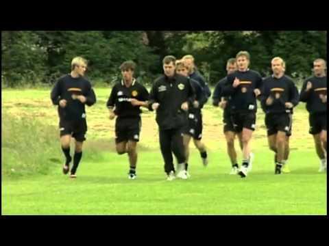 Sir Alex Ferguson on man management