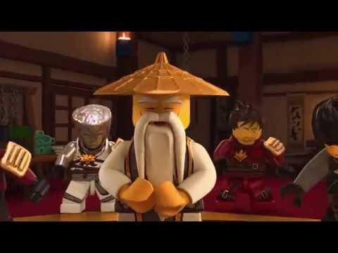 LEGO®NINJAGO™ - Agrandis ton équipe