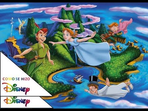 Como Se Hizo Peter Pan /The Making Of Peter Pan