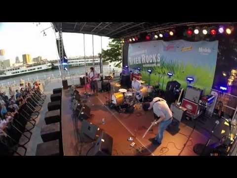 Krill live at Hudson River Rocks - NYC 2015
