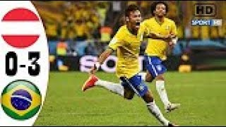 Video AUS 0- 3 BRA  All Goals & Extended Highlights  10/6/2018 HD download MP3, 3GP, MP4, WEBM, AVI, FLV Agustus 2018
