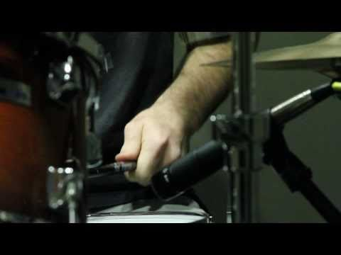 Atlanta Institute of Music Drum Department Video Tour