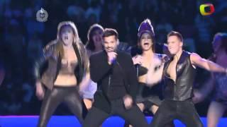 Ricky Martin - Más (Clausura Guadalajara 2011)