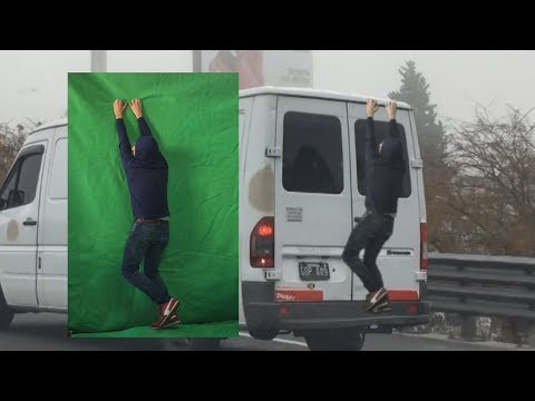 Green screen replacement After effects 2017